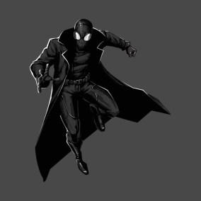 Image result for spider-man noir