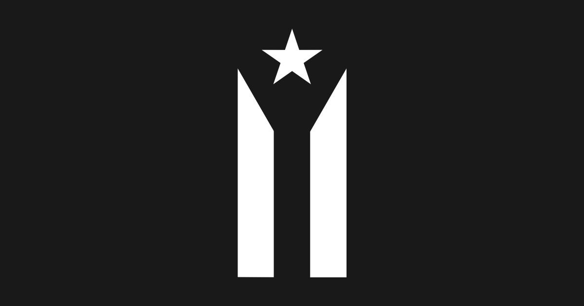 puerto rico black white