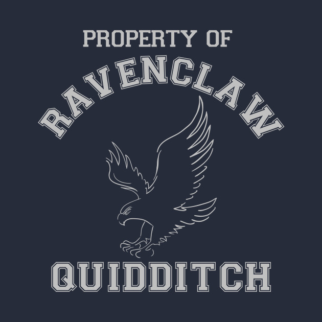 harry potter ravenclaw quidditch  harry potter  tshirt