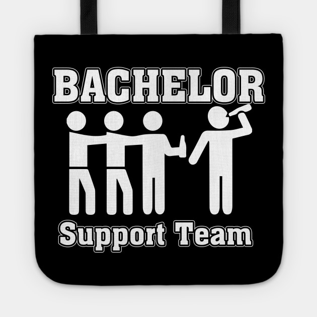 bachelor team support gift