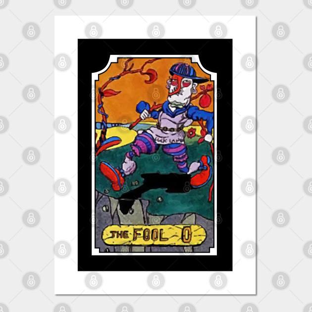 the fool tarot jojos bizarre adventure