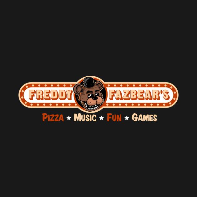 freddy fazbear pizza logo