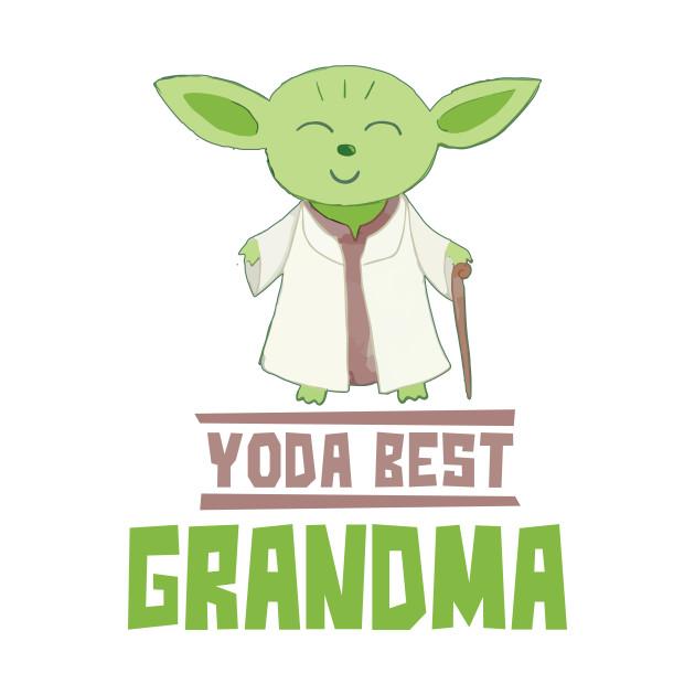 yoda best grandma