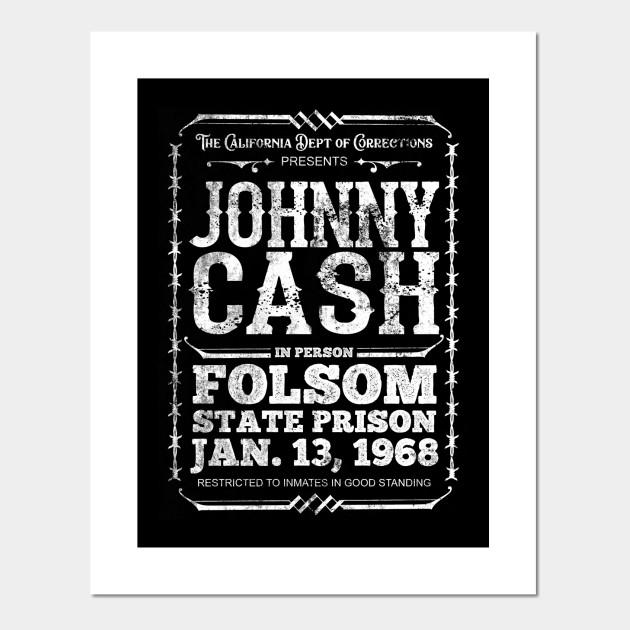 johnny cash folsom state prison concert