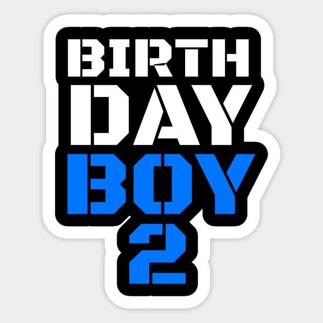 birthday boy 2 2nd