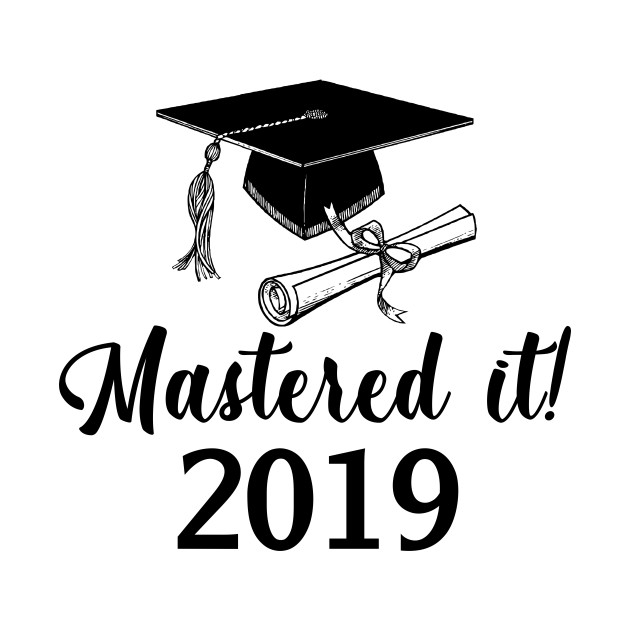 mastered it 2019 t