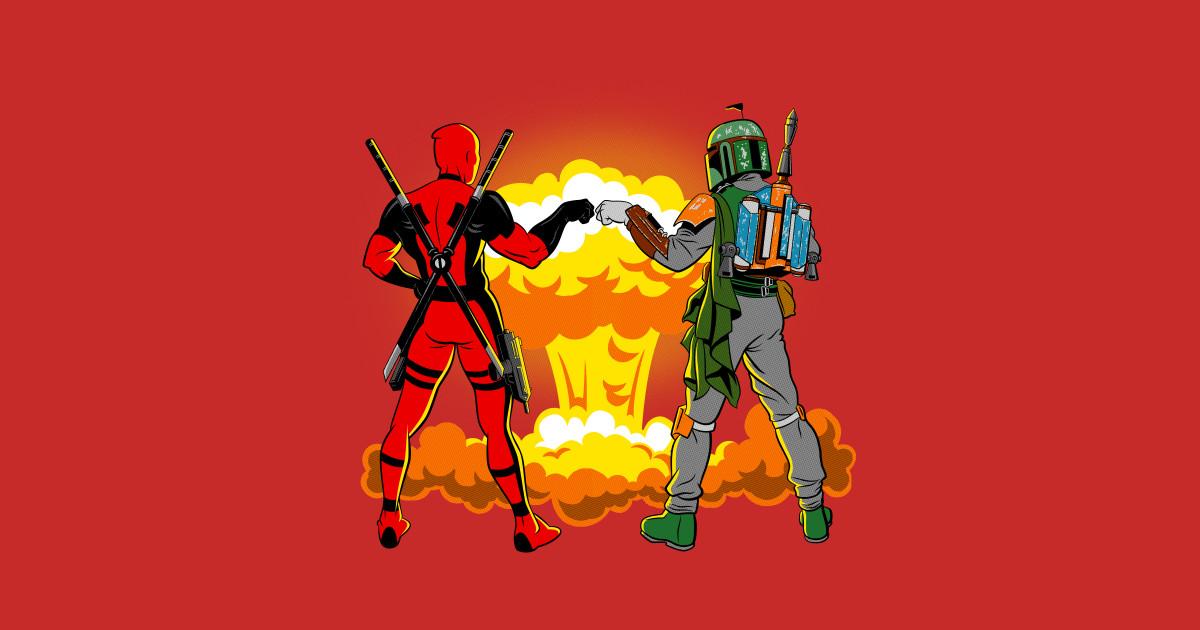 Epic Bro Fist! - Comics - T-Shirt