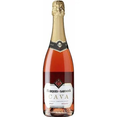 Cava Rose Marques de la Sardana NV