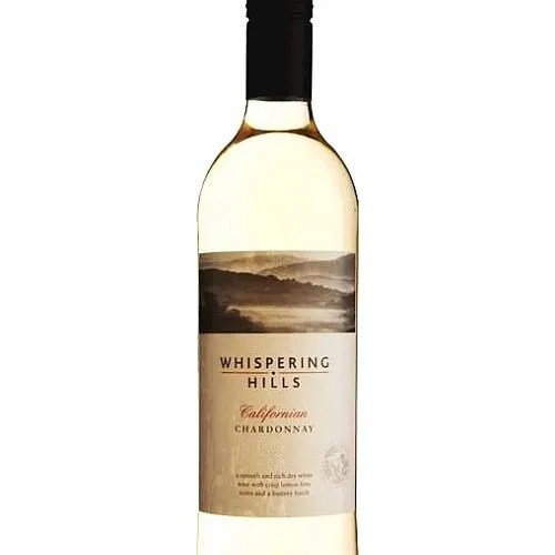 Whispering Hills unoaked Chardonnay