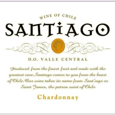 Santiago Chardonnay