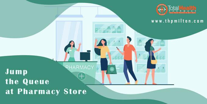 pharmacy store near me Milton