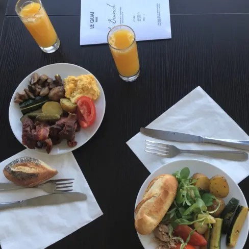 le quai in paris restaurant reviews