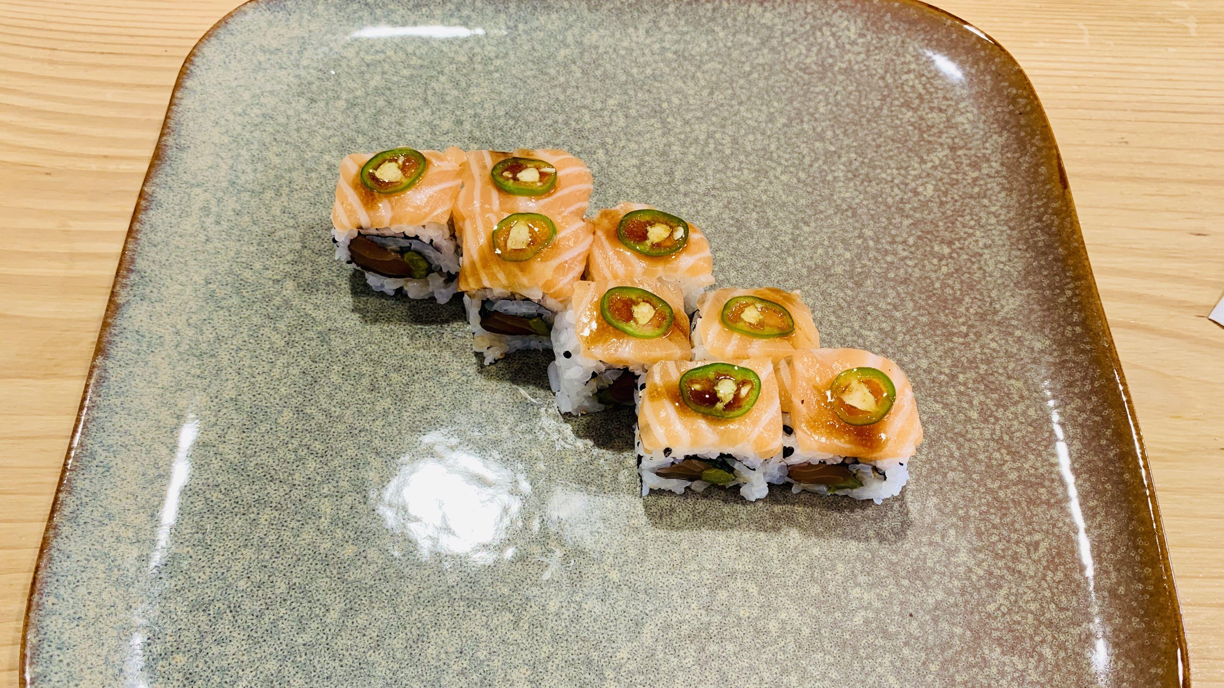 haru sushi bar in lyon restaurant