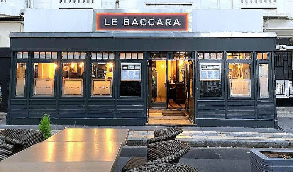 le baccara in tours restaurant