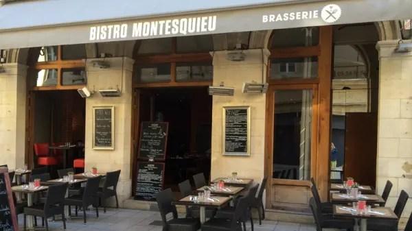 Bistro Montesquieu In Bordeaux Restaurant Reviews Menu And Prices Thefork