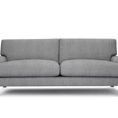 Holly Sofa The Lounge Co Back Table Sofas | Grey