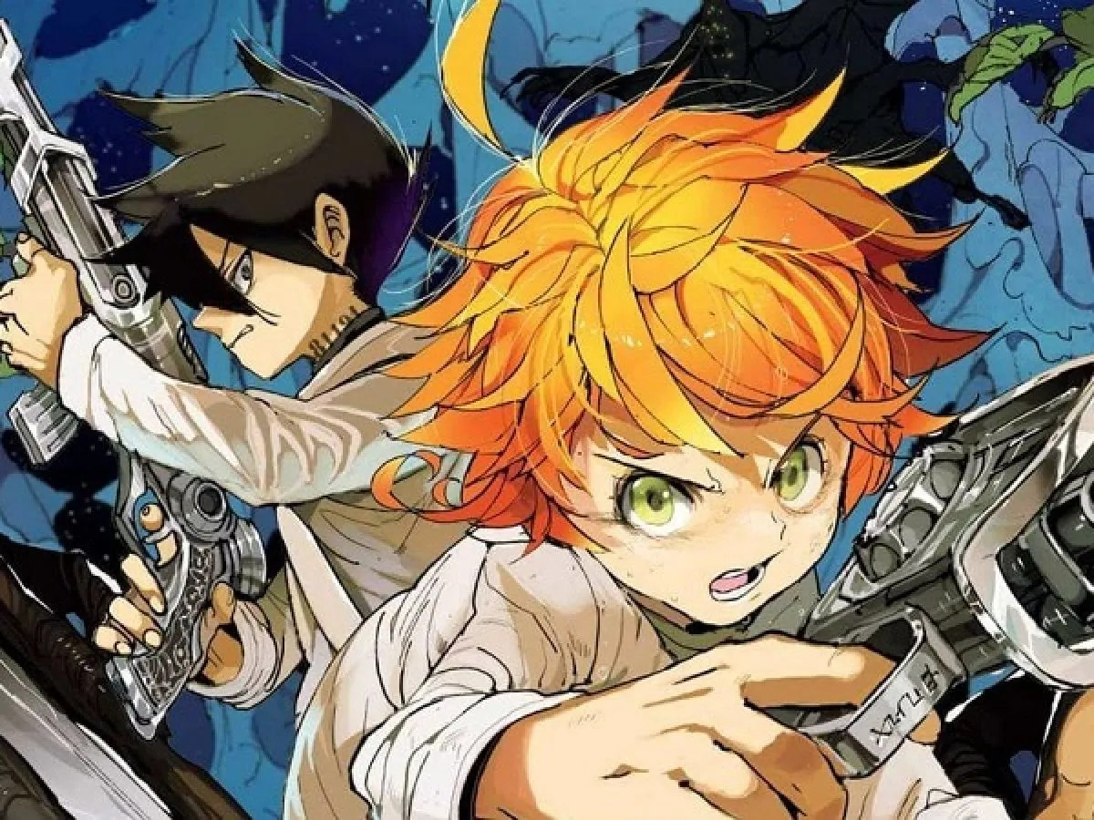 The Promised Neverland: New 1-Shot Coming Now - TheDeadToons