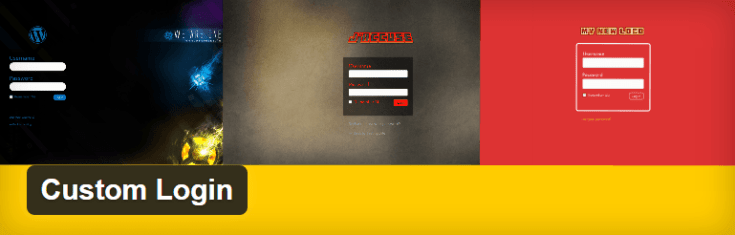 WordPress Login Page: 3 Best Plugins To Style And Customize It! 6