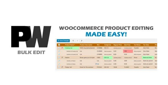 PW WooCommerce Bulk Edit Pro 2.258