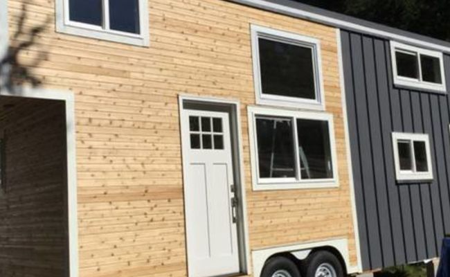 Beautiful And Modern Tiny House For Sale In Cottonwood