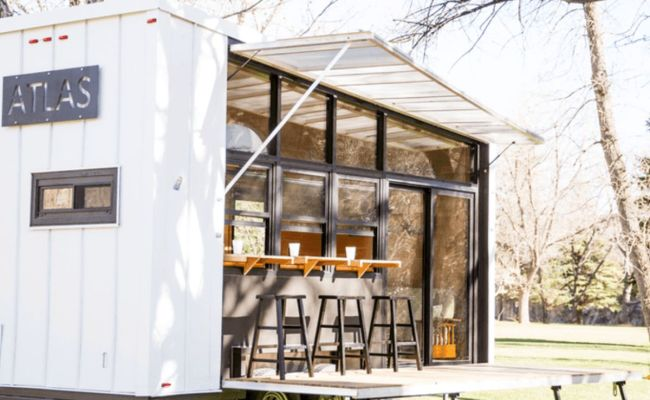 Award Winning Design Tiny House For Sale In Lyons