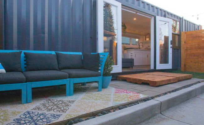 30 Luxury Container Home Container Home For Rent In Las
