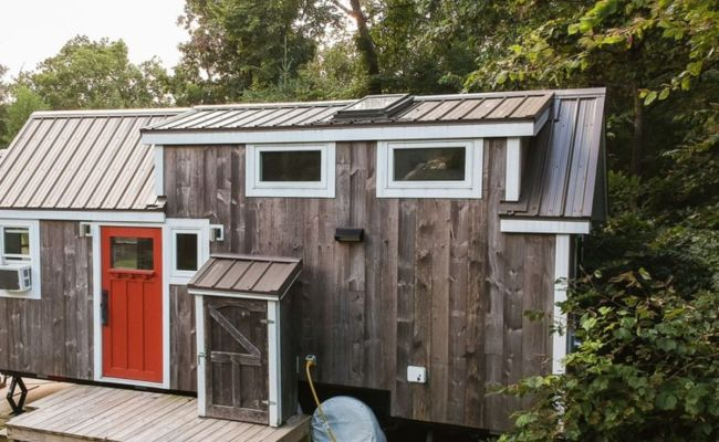 Reduced Price Rustic Modern Tiny House For Sale