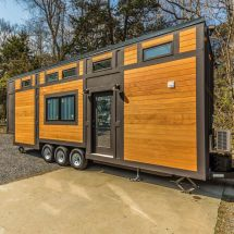 Sugarloaf 30' Two-loft - Tiny House Rent In