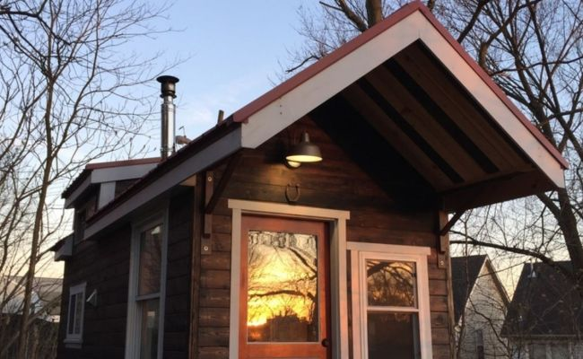 20ft Tiny House On Wheels Tiny House For Sale In