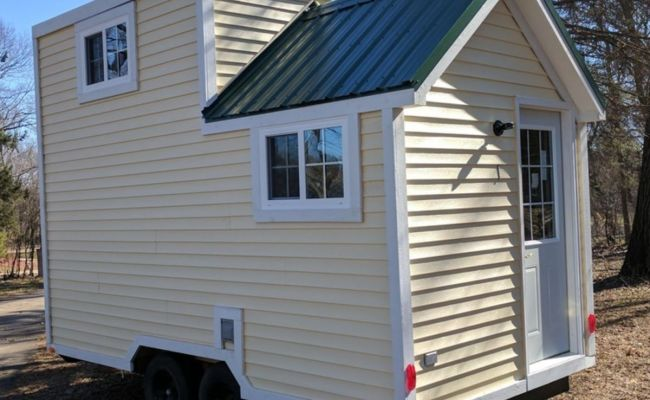18 Tiny House Brand New And Ready To Go Tiny House For