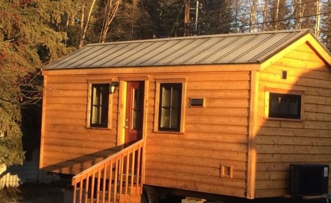 Used Tumbleweed Tiny House For Sale Tiny House For Sale