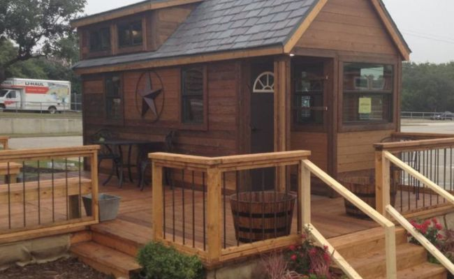 The Wolverine Tiny Home Tiny House For Rent In San