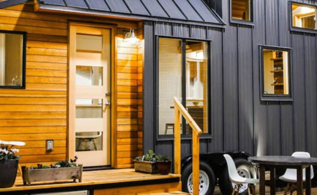 Richmond Model Comes Standard With Solar Panel System