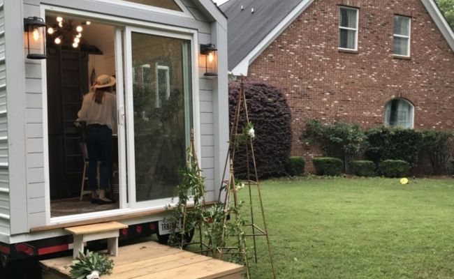 Pocket Living Tiny House For Sale In Social Circle
