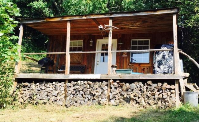 Tiny Home In The Mountains Tiny House For Sale In