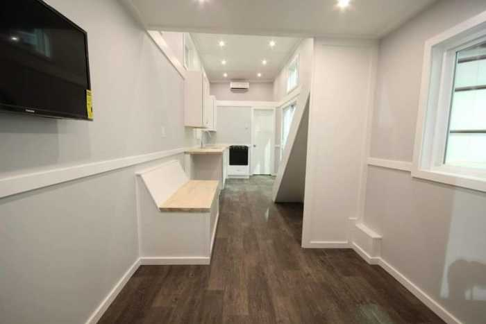 Titan Tiny House on wheels  Tiny House for Sale in Madera California  Tiny House Listings