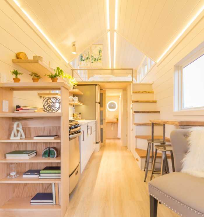 The Elsa  Tiny House for Sale in Taylors South Carolina  Tiny House Listings