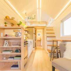 Gray Kitchen Sink Handmade Islands The Elsa - Tiny House For Sale In Taylors, South Carolina ...