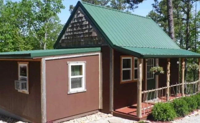 Pine Top Tiny Homestead Tiny House For Sale In Eureka