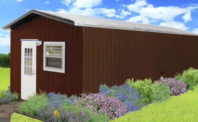 Perfect 1 Bedroom Tiny House Tiny House For Sale In