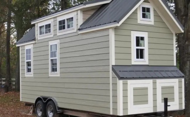 Tiny House On Wheels For Sale Tiny House For Sale In
