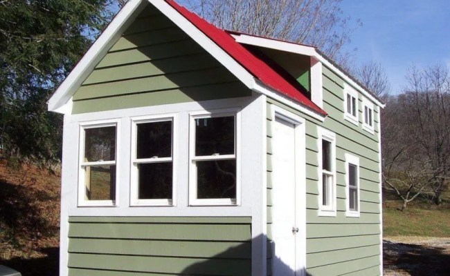 8x16 Tiny House Shell Price Reduced Tiny House For