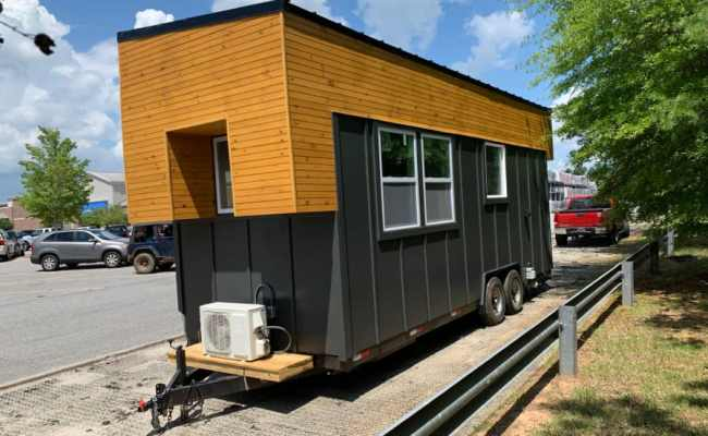 Beautiful Brand New Tiny House Tiny House For Rent In