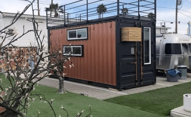 20 Customized Shipping Container Tiny Home Container