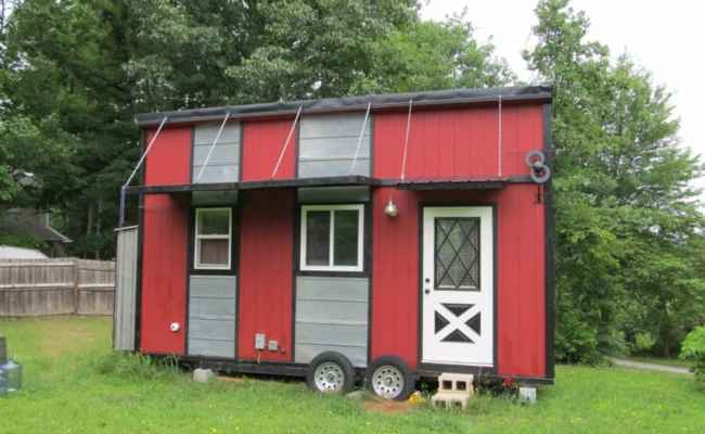 Tn Tiny House In Asheville Nc Tiny House For Sale In