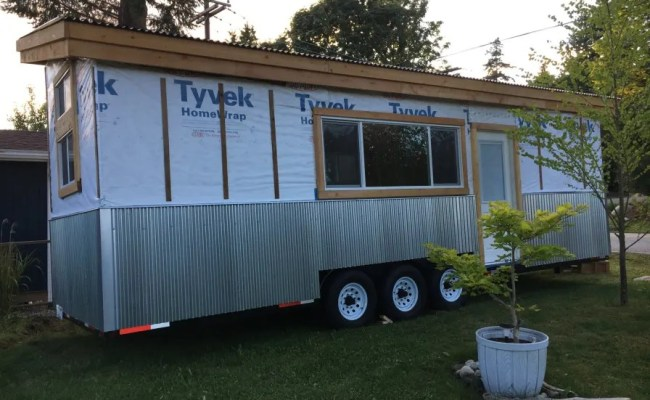 Tiny House Shell For Sale Tiny House For Sale In Point