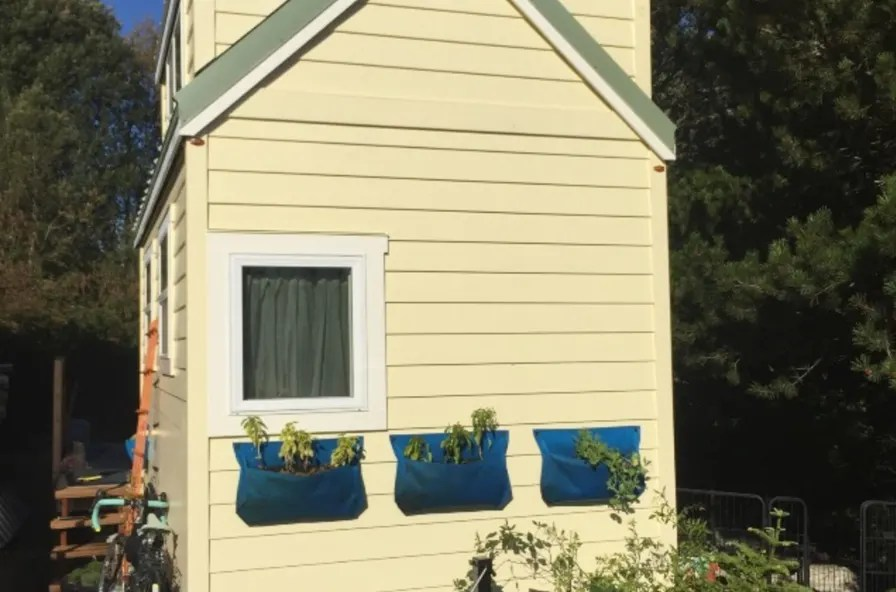Magnificent Magnolia Tiny House For Sale In Friday Harbor Washington Tiny House Listings