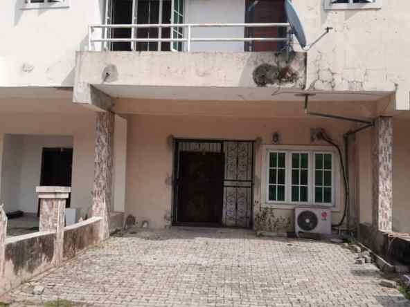 3 Bedroom Duplex at Lekki Gardens Phase 2 for sale