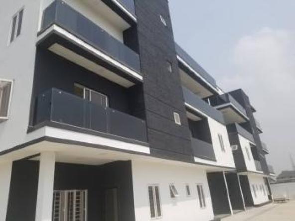 Brand new 4 Bedroom Terrace Duplex at Lekki Phase 1 Ikate Elegushi
