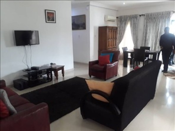 Furnished 3 Bedrooms at Gerrard Ikoyi available for rent